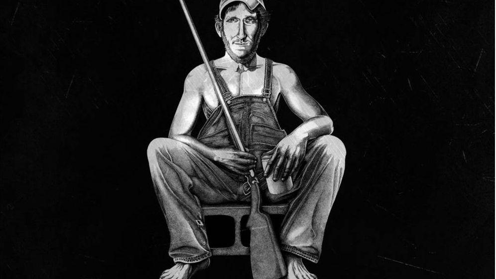 Foto: Detalle de portada de 'Manifiesto Redneck'. (Dirty Works)