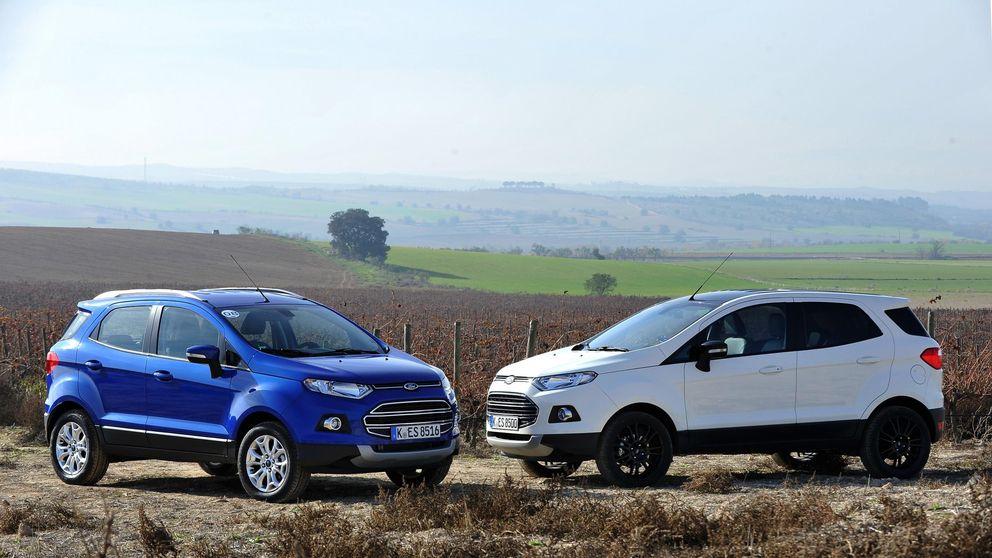 Ford renueva el EcoSport, su todocamino pequeño