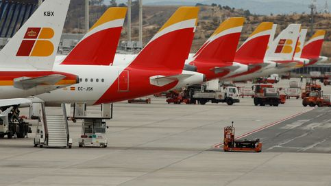 Los trabajadores de Iberia en Barcelona convocan huelga el 27 y 28 de julio
