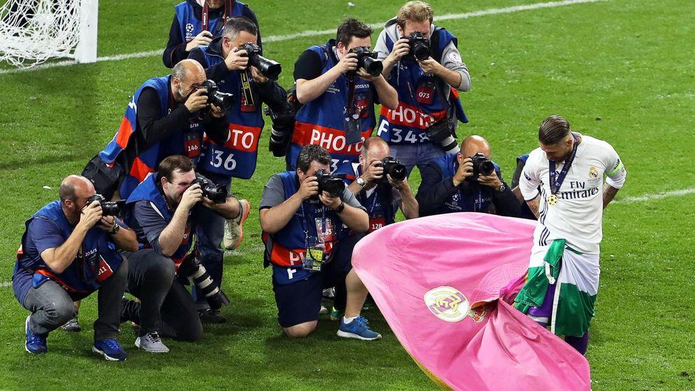 Sergio Ramos: Ganar tres Champions en cuatro años es de locos