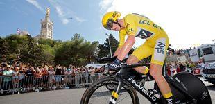 Post de Siga en directo la última etapa del Tour de Francia que coronará a Chris Froome