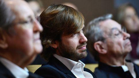 Rosauro Varo, patrono de la Fundación del Teatro Real, consejero de Prisa, profesor de máster y pareja de Amaia Salamanca