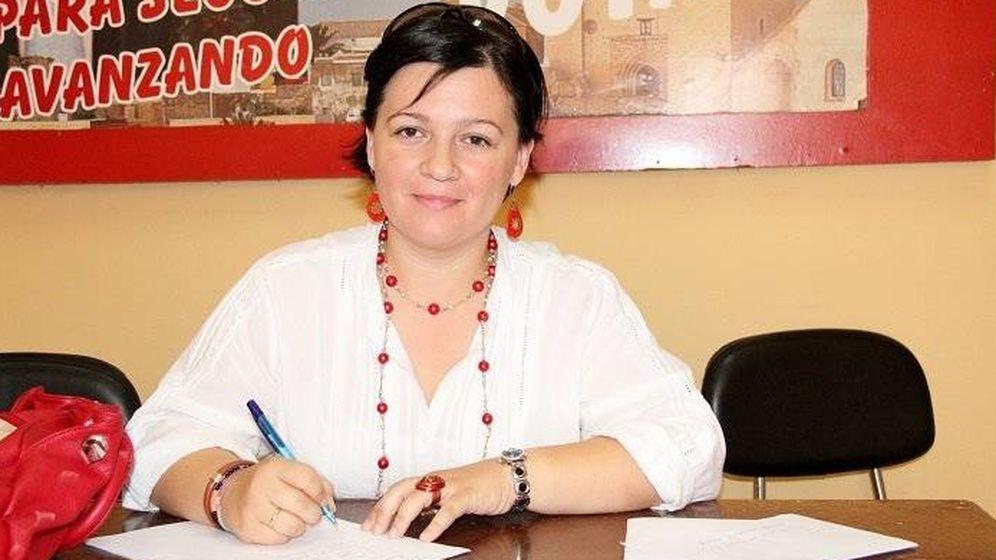 Foto: María del Mar Romero, alcaldesa de Marchena. (PSOE Marchena)
