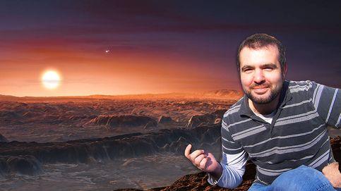 Me sorprendería que no hubiera vida fuera del sistema solar