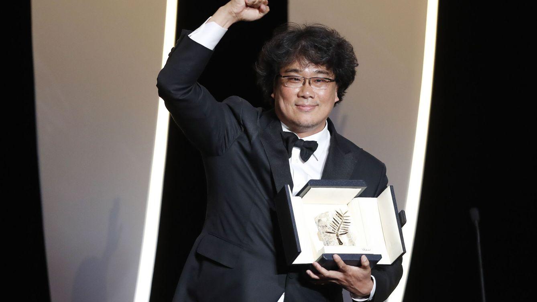 Foto: Bong Joon-ho se hace con la Palma de Oro de la 72 edición de Cannes. (Reuters)