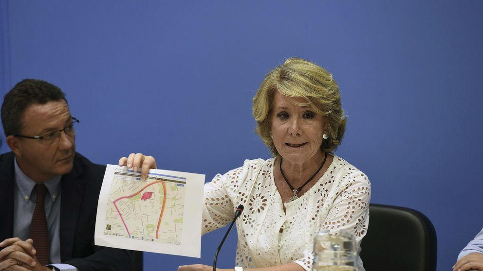 Aguirre: A Carmena le preocupa cambiar las calles más que limpiarlas