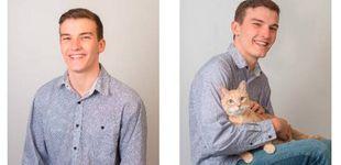 Post de Los hombres que tienen fotos con gatos ligan menos por internet
