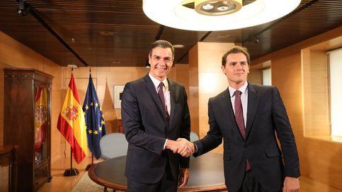 El PSOE pide a Rivera que escuche a su alrededor y se abstenga con Sánchez