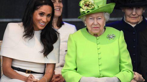 Todas las fotos del primer acto de la reina Isabel II y Meghan Markle