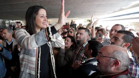 Cuatro diputados de Cs se dan de baja del grupo en el Parlamento valenciano