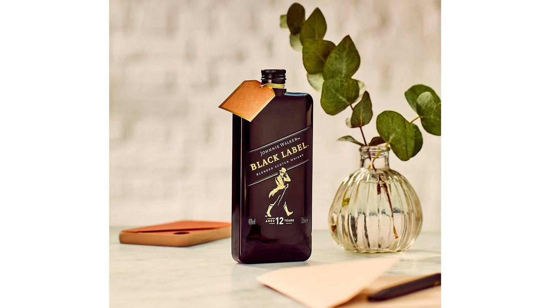 Foto: La nueva botella pocket de Johnnie Walker