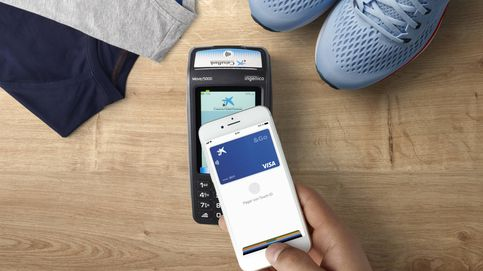 Caixabank apuesta por Apple Pay: así queda el reparto del pago móvil en España