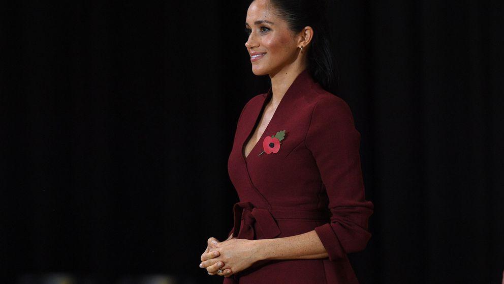 Royal Twins: el top que comparten Meghan Markle y Mary de Dinamarca