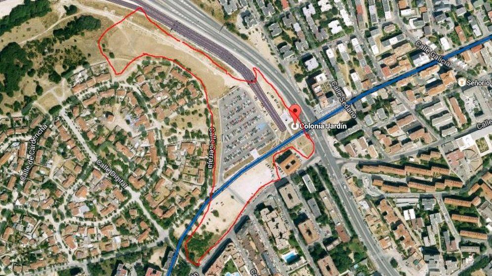 Foto: Defensa tiene previsto vender 58.000 metros cuadrados junto a Operación Campamento.