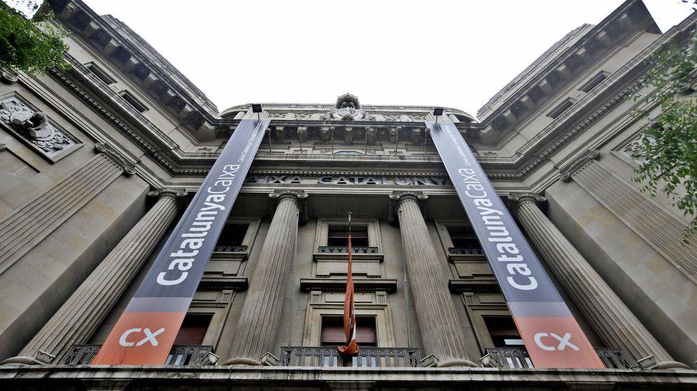 Foto: Antigua sede en Barcelona de Catalunya Banc. (EFE)
