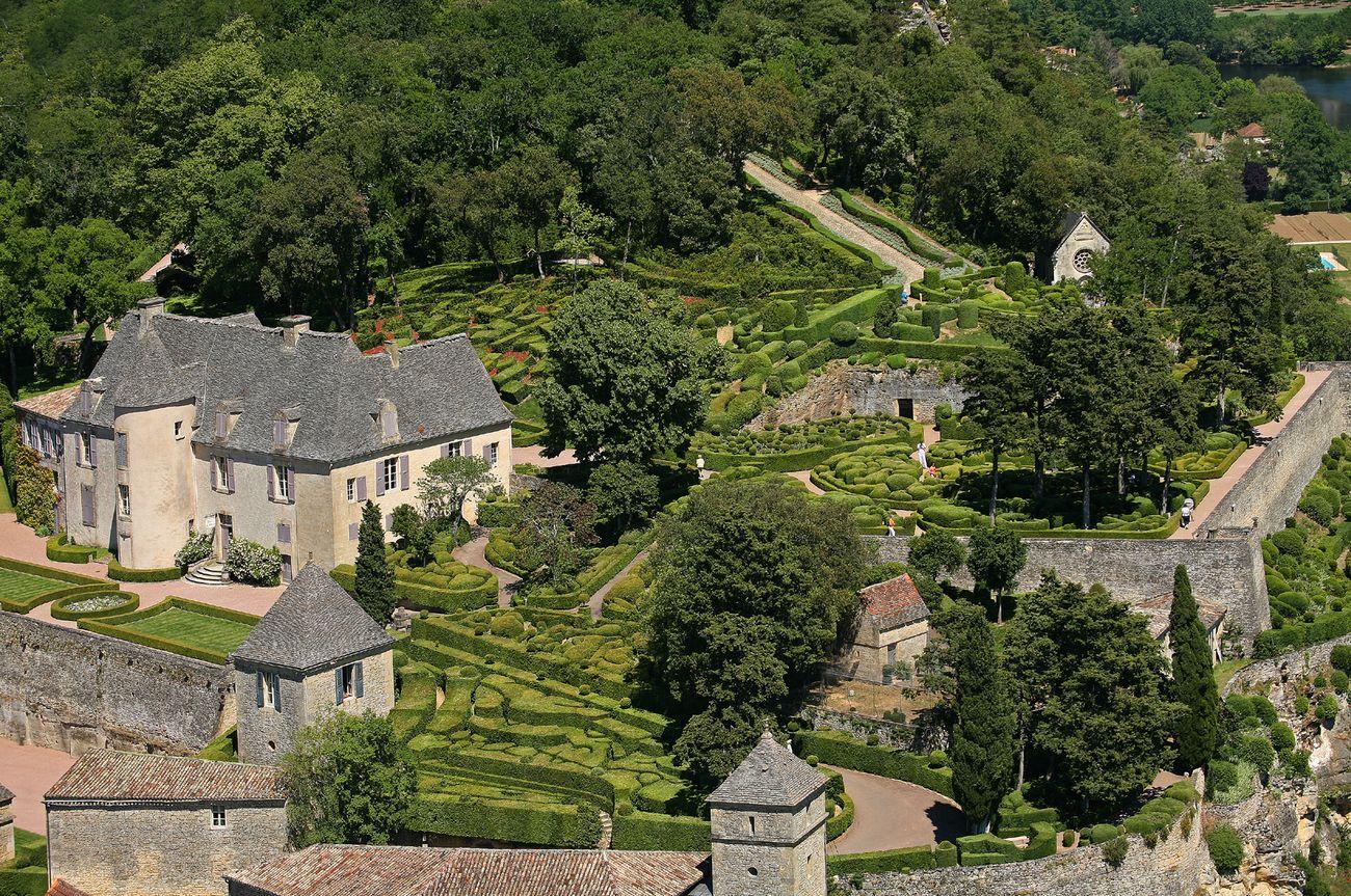 Foto: Los jardines de Marqueyssac