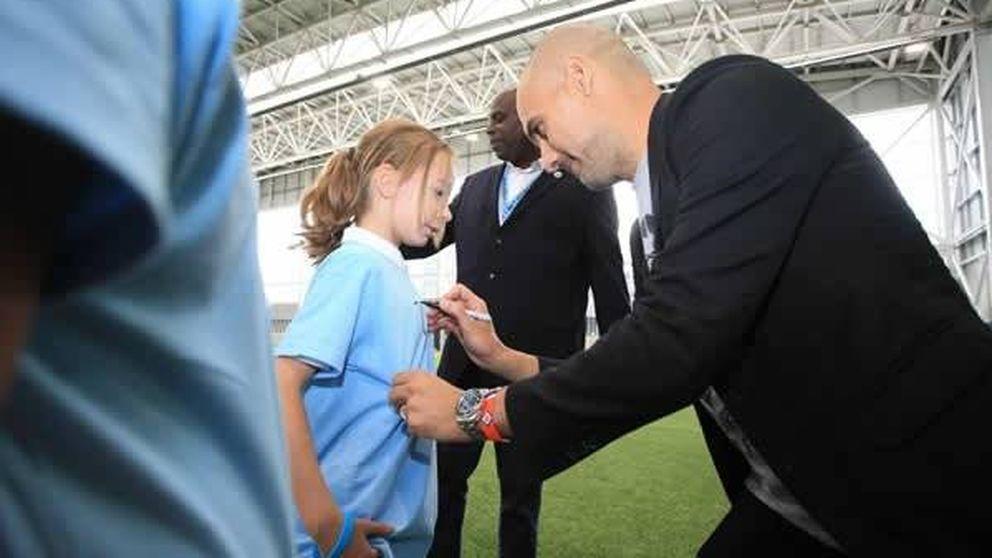 La llegada de Guardiola al City tiene un impacto en todo el mundo
