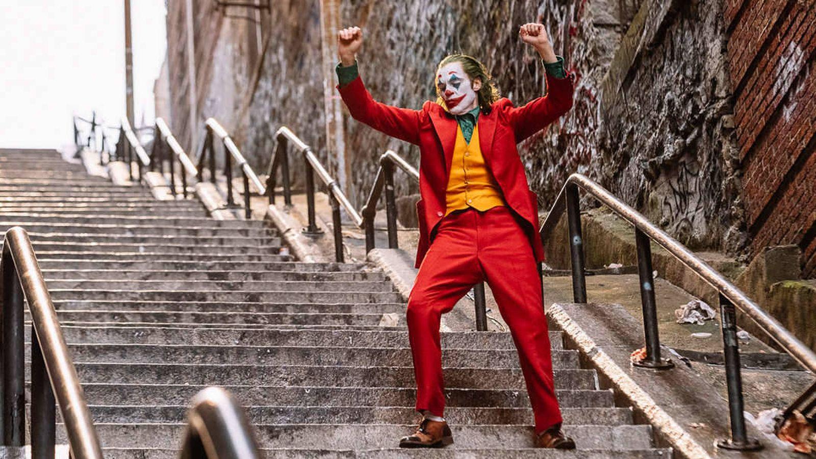 Foto: Escena de 'Joker'