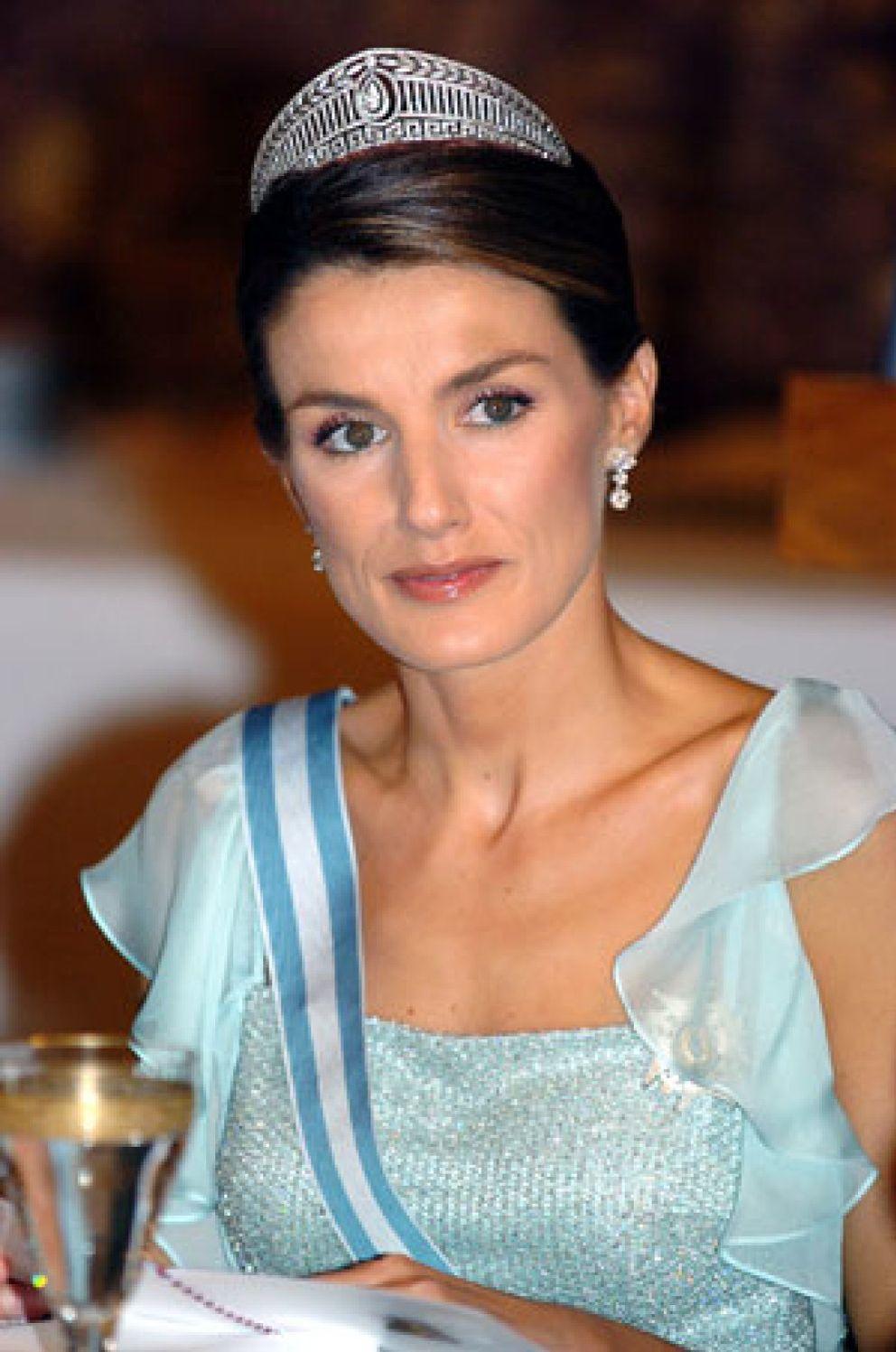 Foto: A Letizia le encantan las joyas