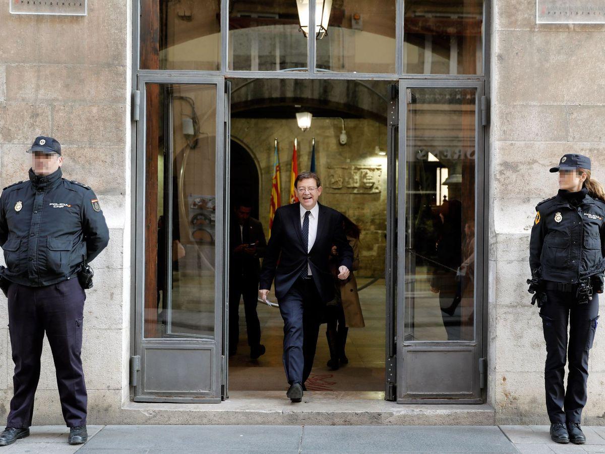 Foto: El presidente de la Generalitat, Ximo Puig. (EFE)