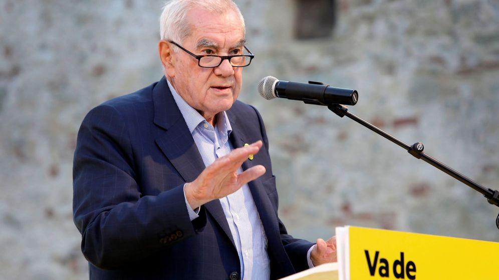 Foto: El canditao de ERC a la alcaldía de Barcelona, Ernest Maragall. (EFE)