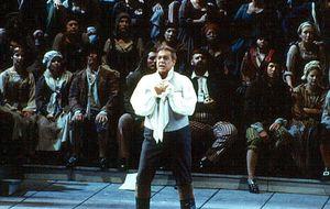La Ópera de la Ciudad de Nueva York al borde del cierre