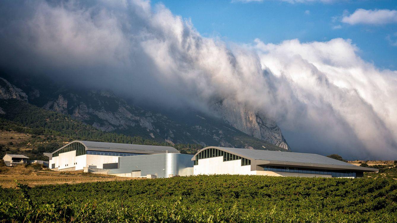 Foto: La nueva bodega de Rothschild & Vega Sicilia.