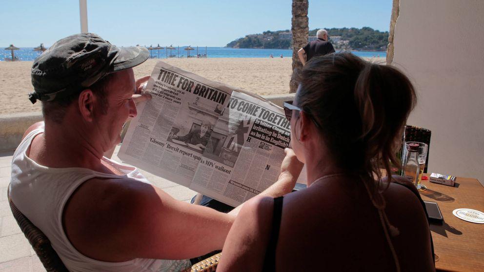 Más efectos de un Brexit sin acuerdo: ¿se impondrán visas a los turistas británicos?