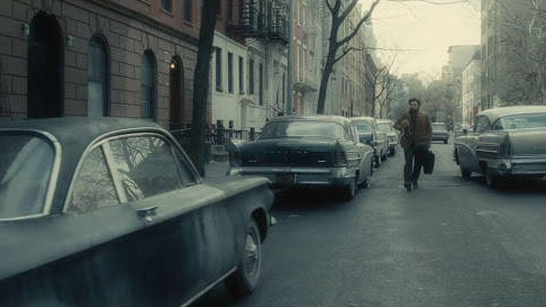El atribulado Llewyn Davis paseando por Nueva York.