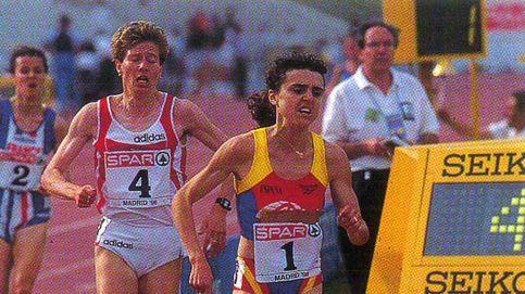 La pesadilla bipolar de Julia Vaquero, la mejor atleta gallega de todos los tiempos