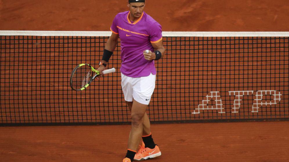 Foto: Rafa Nadal persigue su quinto título en Madrid. (EFE)