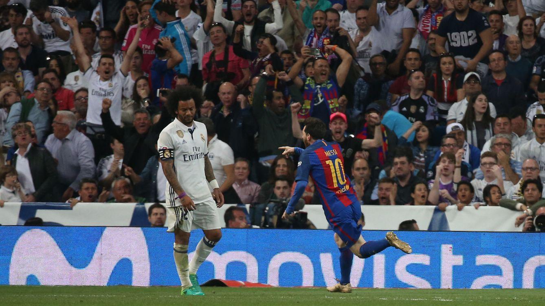 ¿Por qué el Bernabéu 'enloqueció' (de alegría) con el tercer gol de Messi en el Clásico?