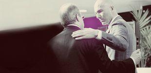 Post de Zidane se divorcia de Florentino