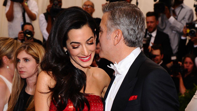 Foto: George y Amal Clooney (Gtres)
