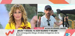 Post de La policía detiene a dos fotógrafos de Diego Arrabal en la boda de Belén