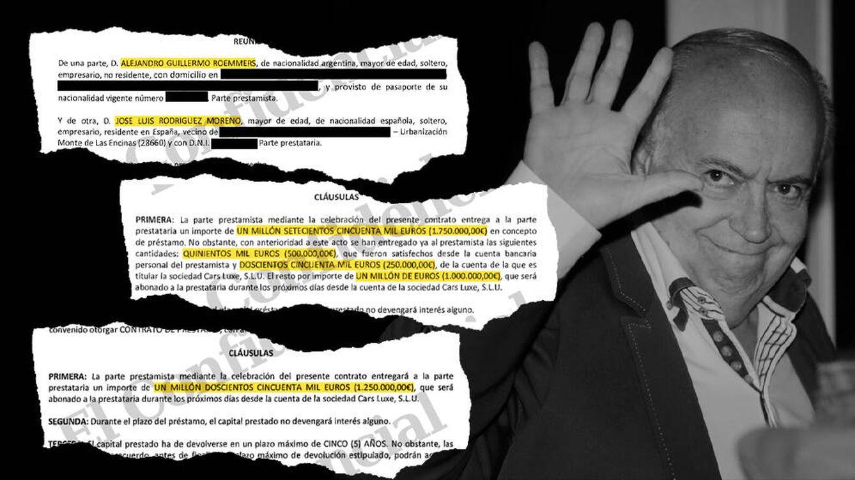José Luis Moreno 'levantó' a su mayor víctima 3 millones de euros en préstamos en solo 10 días