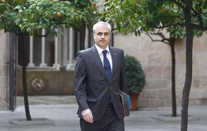 Los espías de la Generalitat investigaron a consejeros de Mas y a empresarios catalanes