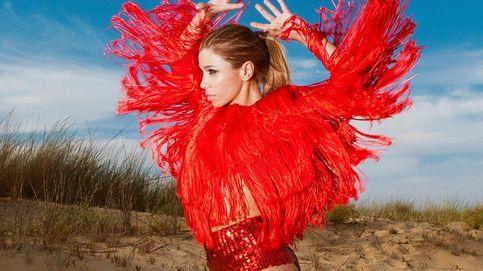 La cantante Natalia vuelve a caldear el ambiente un verano más