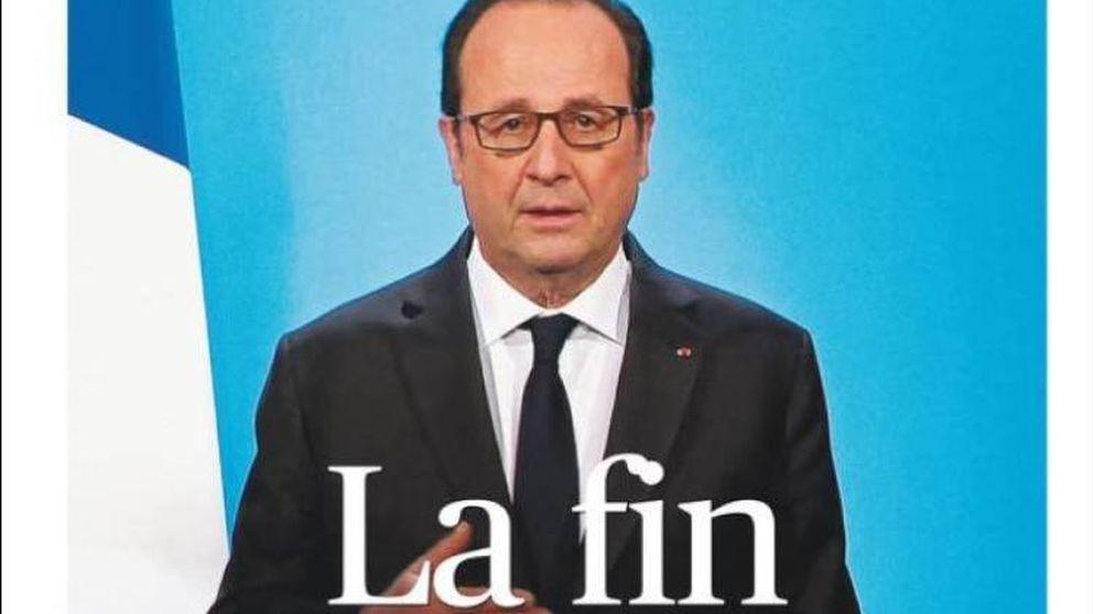 La renuncia de François Hollande a competir por el Elíseo, en la prensa internacional