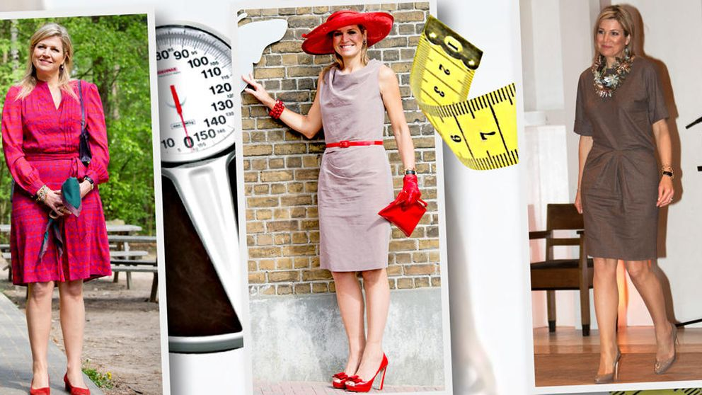 La reina Máxima de Holanda deja la dieta y recupera los kilitos del pasado