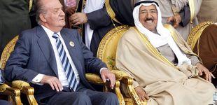 Post de Muere el emir de Kuwait, amigo de don Juan Carlos y anfitrión de sus viajes con Corinna