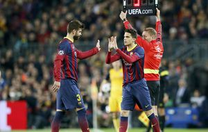 La mala planificación deja al Barça 'sin defensa' ante la final de Granada