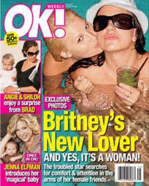 La novia de Britney Spears