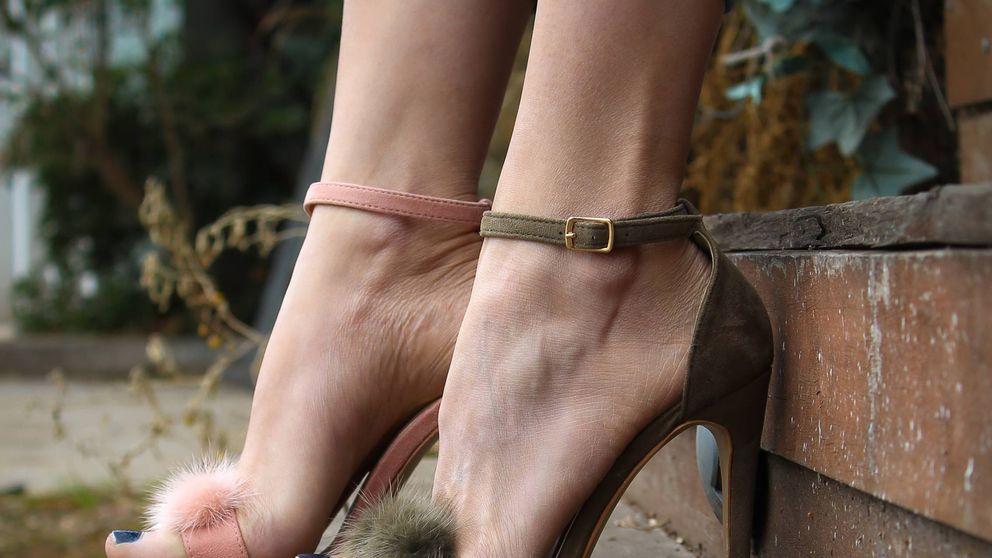 Hay tres sandalias de tacón de Bershka que pueden ser tuyas por 16 euros