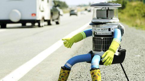 Tras su paso por Canadá, el robot autostopista es 'asesinado' en EEUU