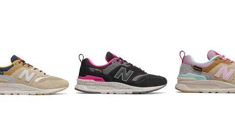 New Balance presenta la edición limitada de sus zapatillas deportivas 997H Cordura