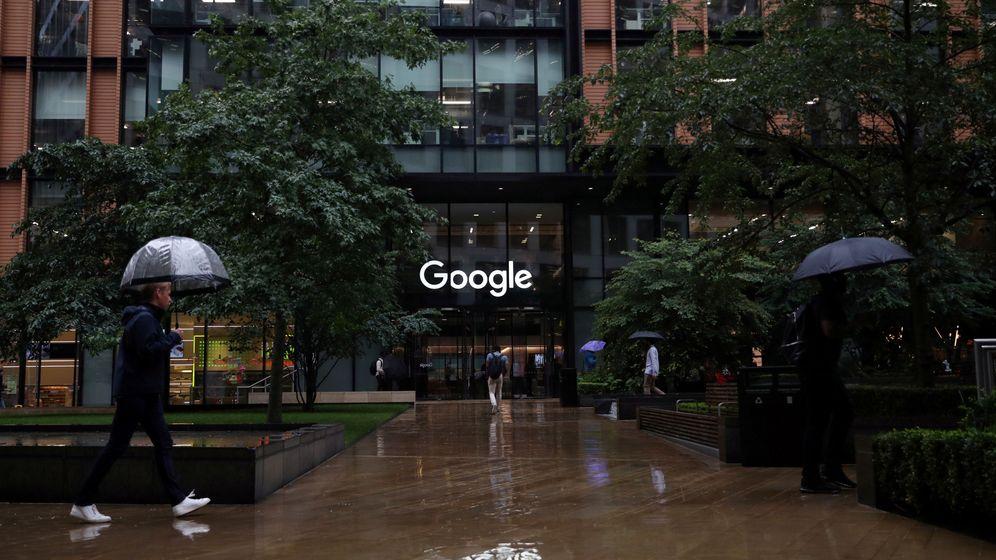 Foto: La sede de Google en Londres, en King's Cross. (Reuters)