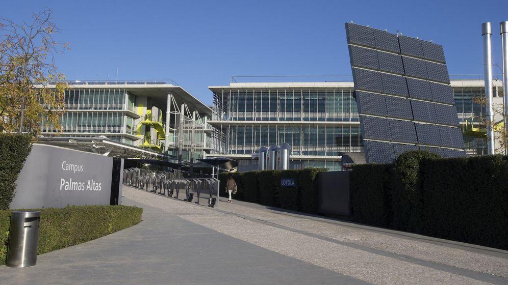 Foto: Campus Palmas Altas, sede de Abengoa en Sevilla. (EFE)