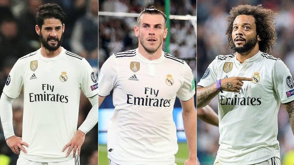 Los jugadores que quieren irse del Real Madrid tras el fiasco ante el Barcelona
