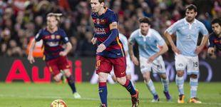 Post de El penalty imposible de Messi: un día mágico en que el fútbol fue poesía